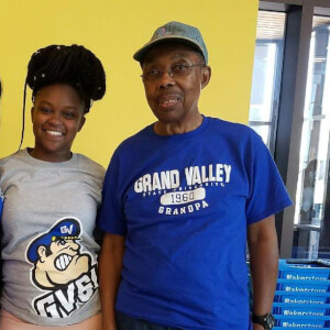 Photo 4 of 4 on twitter by GVSU_LakerStore